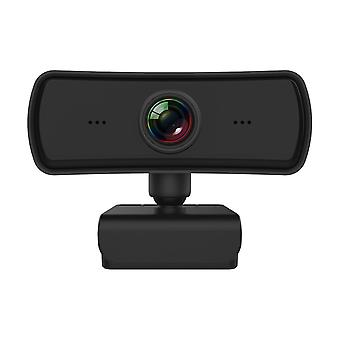 Webcam Hd Computer, Pc With Microphone Rotatable Cameras For Live Broadcast