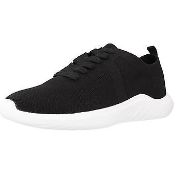 Clarks Sport / Nova Glint Color Black Sneakers