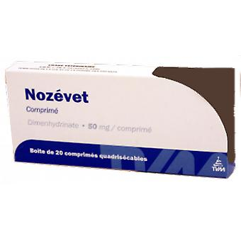 TVM Nozevet Seasickness - Dog And Cat (Dogs , Supplements)