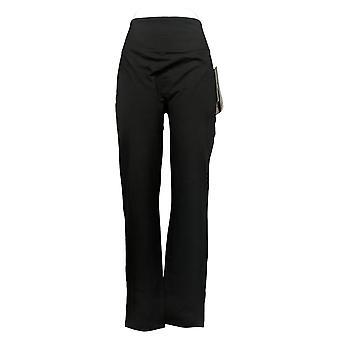 Vrouwen met control broek buik control broek zwart A452681