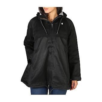 K-Way - Clothing - Jackets - K008IN0-K02 - Women - Schwartz - 8