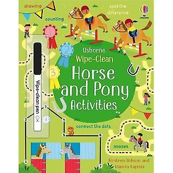 WipeClean Horse and Pony Activities WipeClean Activities