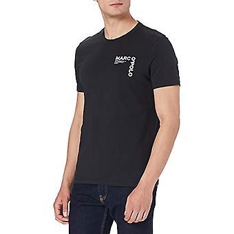 Marc O'Polo 122201651020 Camiseta, 990, S Hombres