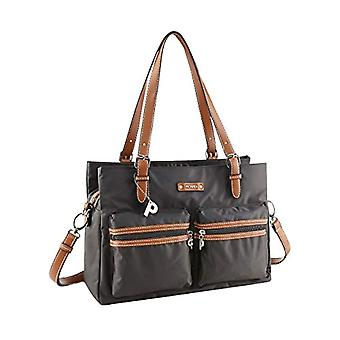 Picard Sonja Ladieshopper M in Synthetic - Interior: A Side Pocket with Zipper, Pocket, Adjustable Shoulder straps 24 x 35 x 14 Ref. 4056278023322