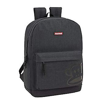 Paul Frank 2018 Casual Backpack, 43 cm, 19 liters, Black (Negro)