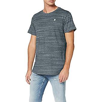 G-STAR RAW Starkon Loose T-Shirt, Blue (Legion Blue 862), XX-Small Men