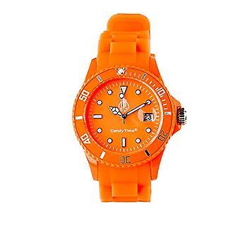 FC PORTO RNL, Unisex-Adult Watch, Orange, One Size