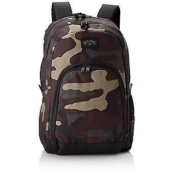 BILLABONG Command Pack, Unisex-Adult Backpack, Multicolor (Camo), One Size Fits All