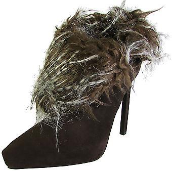 Jeffrey Campbell Womens Berigan Heeled Bootie Shoe
