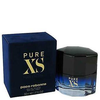 Pure Xs Tekijä Paco Rabanne Eau De Toilette Spray 1.7 Oz (miehet)