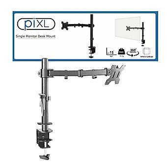 piXL Single Monitor Arm Desk Halterung