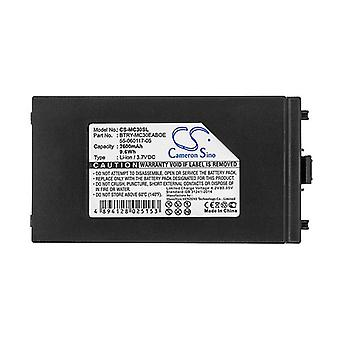 Cameron Sino Mc30Sl Battery Replacement For Symbol Barcode Scanner