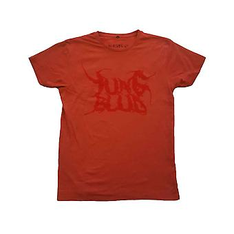 Yungblud T Shirt DEADHAPPY Logo new Official Mens Red