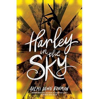 Harley i skyn vid Akemi gryning Bowman