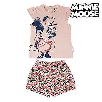 Set kleding Minnie Mouse Pink