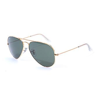 Ray-Ban Aviator Classic Sunglasses - Gold