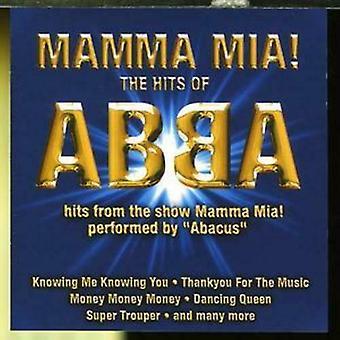 ABBA Mamma Mia - Os Sucessos do CD abba (2007)