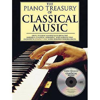 Klassisen musiikin pianokassa, jonka on toimittanut Hal Leonard Corp