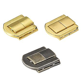 Locks latches zinc alloy electropated retro style toggle latch withr screws