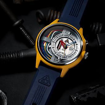 The Electrcianz Cable Z Zz-a1a/02 Men's Watch