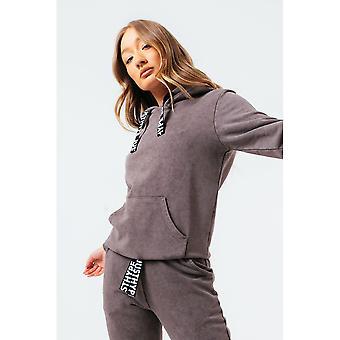 Hype Damen/Damen Vintage Wash Pullover Hoodie
