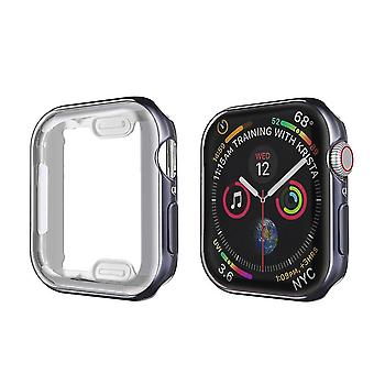 Transparent Cover For Apple Watch Series 3 2 1 38mm 42mm 360 Full Soft Clear