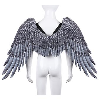 Angel Wing Kids Boy Girl Christmas Halloween Party Cosplay Costume Accessoires Accessoires (noir)