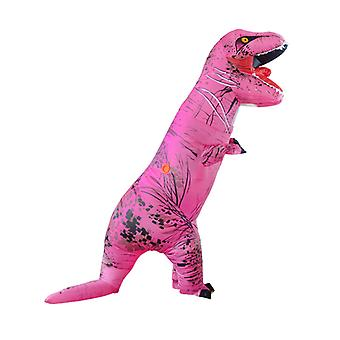Tyrannosaurus Rex (felnőtt) Halloween Cosplay Tyrannosaurus Rex felfújható jelmez dinoszaurusz jelmez