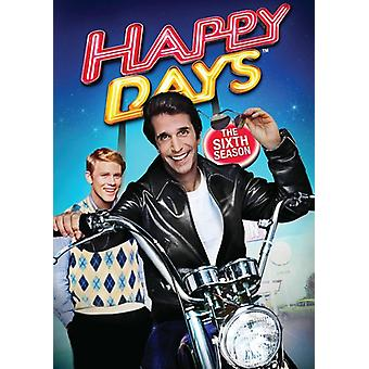 Happy Days: Sjätte säsongen [DVD] USA import