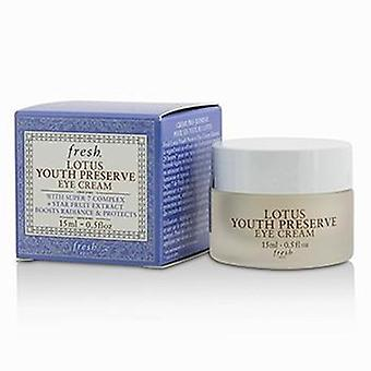 Lotus Youth Preserve Eye Cream - 15ml/0.5oz