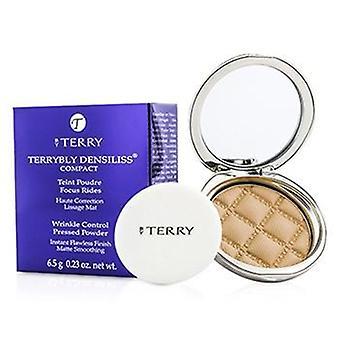 Tekijänä Terry Terrybly Densiliss Compact (ryppyjen säätö puristettu jauhe)-# 3 vanilja hiekka-6,5 g/0,23 oz