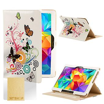 Design book case cover for Samsung Galaxy Tab S 8.4