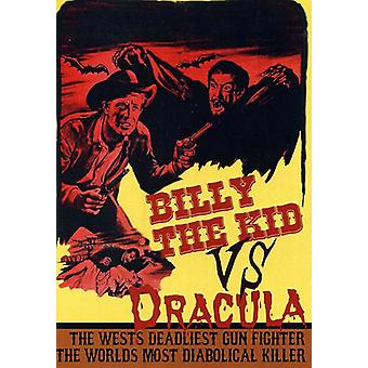 Billy the Kid vs Dracula [DVD] USA import