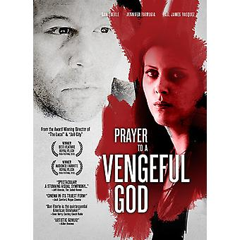 Prayer to a Vengeful God [DVD] USA import