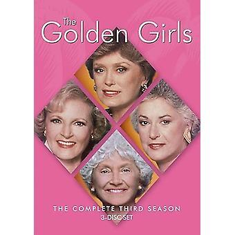 Golden Girls: Täydellinen kolmas kausi [DVD] Yhdysvallat tuoda