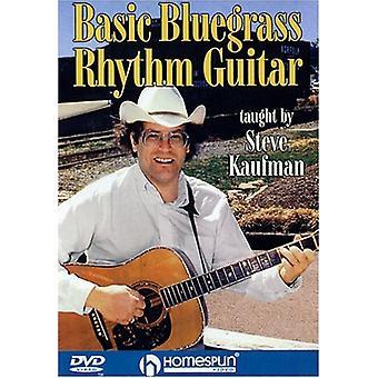 Importation de base USA guitare Bluegrass [DVD]