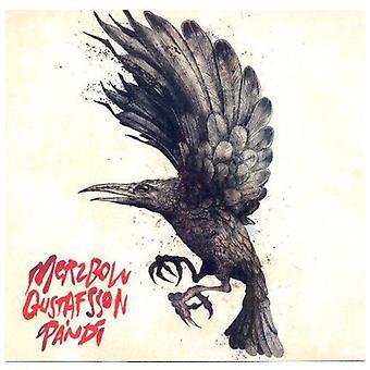 Merzbow/Mats Gustafsson/Balazs Pandi - Cuts [CD] USA import