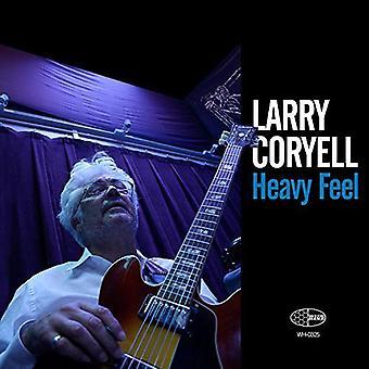 Larry Coryell - Heavy Feel [CD] USA import