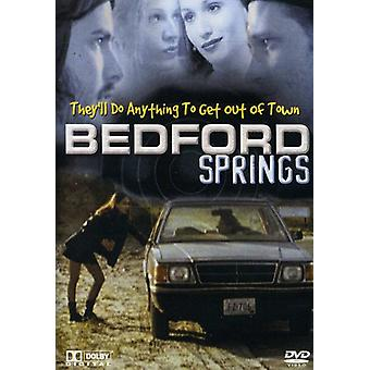 Bedford Springs [DVD] USA import