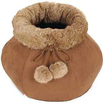 Freedog Cat bed Brownie Jug (Cats , Bedding , Igloos)