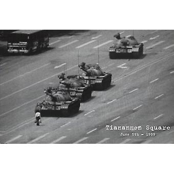 Plaza Tiananmen cartel cartel imprimir por
