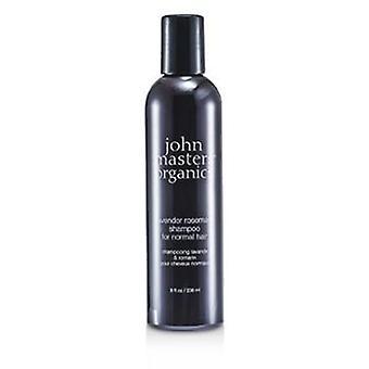 Lavender Rosemary Shampoo (for Normal Hair) - 236ml/8oz