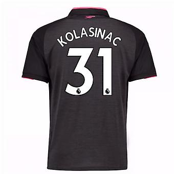 2017-18 arsenal derde Shirt (Kolasinac 31)