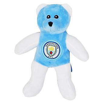 Manchester City FC enfants/enfants ours contraste