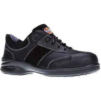 Dickies Odzież Odzież robocza Velma bezpieczeństwa buty czarny FD9212B