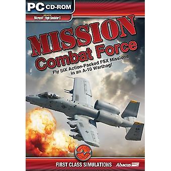 Mission Combat Force (PC CD) - Neu