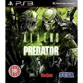 Aliens Vs Predator (PS3) - Comme nouveau
