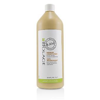 Matrix Biolage R.a.w. Nourish Conditioner (for Dry Dull Hair) - 1000ml/33.8oz