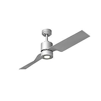 Ventilateur de plafond éconergétique Tau Silver 127cm/50