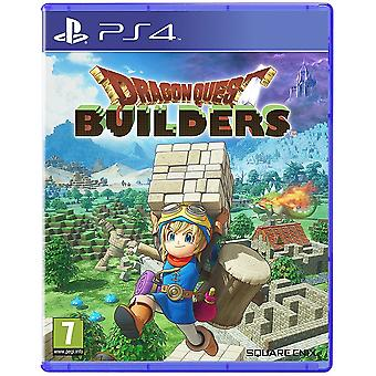Dragon Quest Builders Standard Edition PS4 Game